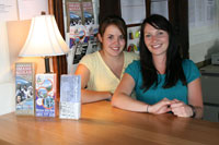 Arthouse Hostel friendly staff